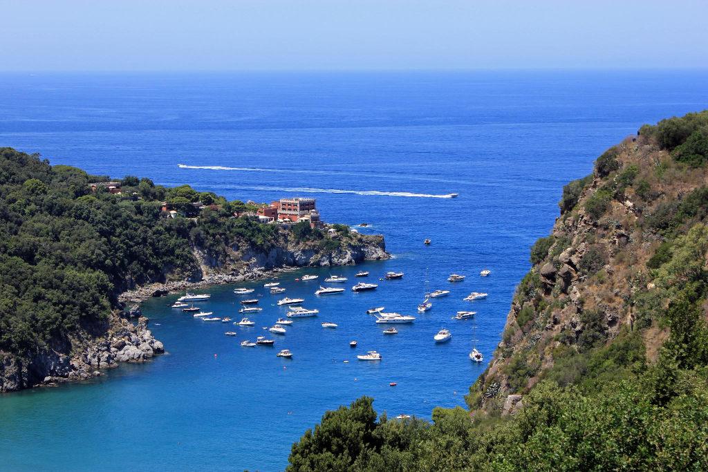 Un weekend a ischia la tua italia - Bagno italia ischia ...