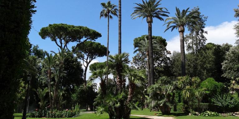 Il complesso del quirinale la tua italia - I giardini del quirinale ...