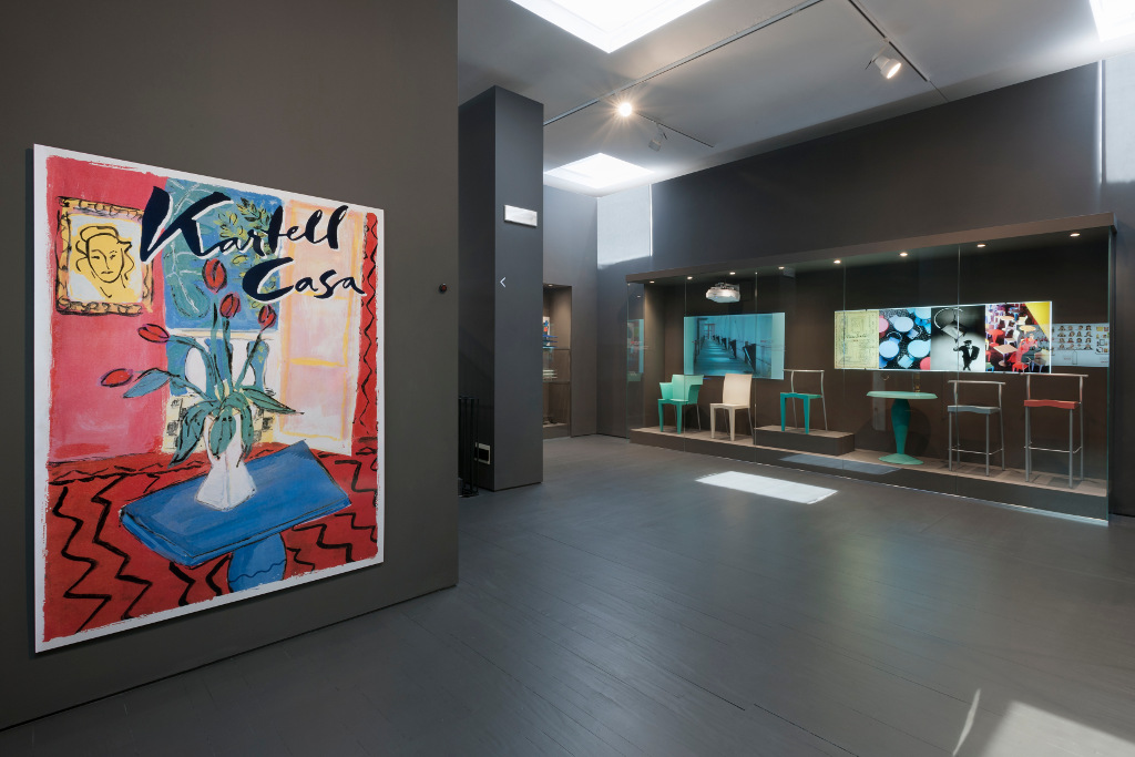Museo Kartell Noviglio.Il Museo Kartell La Tua Italia