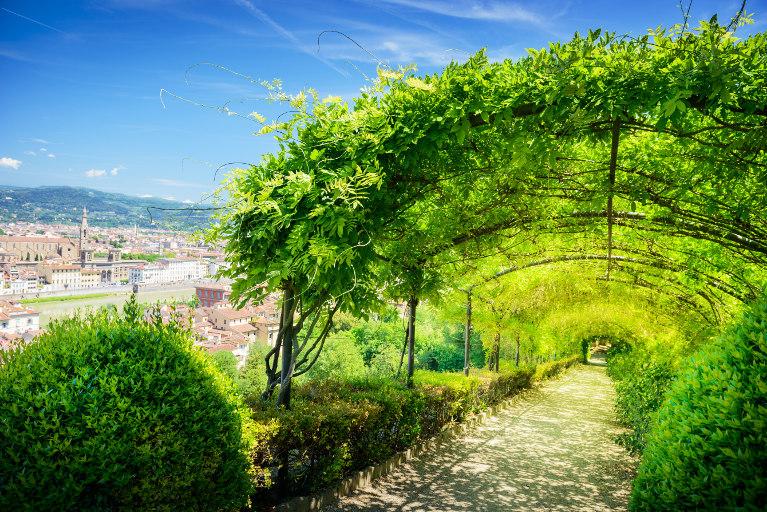 Il giardino di boboli il cuore verde di firenze u la tua italia