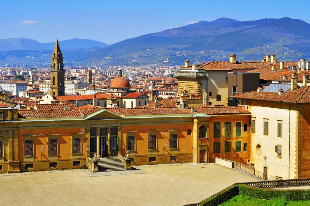 La galleria del costume a palazzo pitti a firenze la tua italia - I giardini di palazzo rucellai a firenze ...