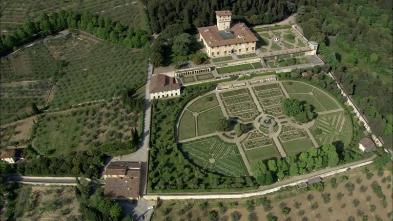 Il patrimonio unesco della toscana la tua italia for Villa la petraia