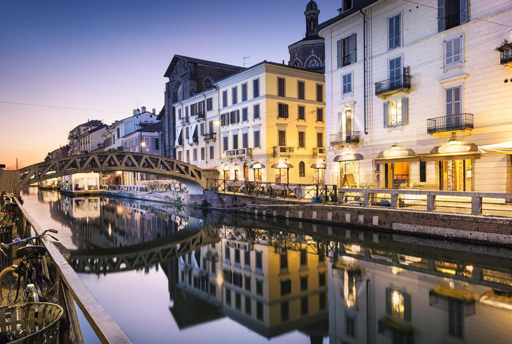 Viaggio lungo i navigli a milano la tua italia - Hotel porta ticinese milano ...