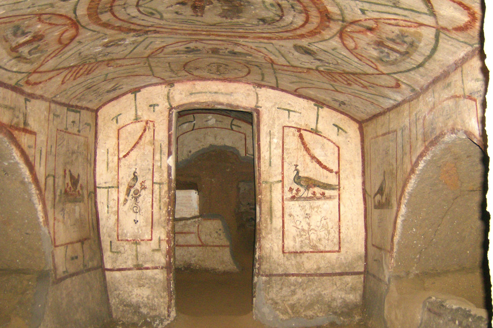 Catacombe Ebraiche di Vigna Randanini