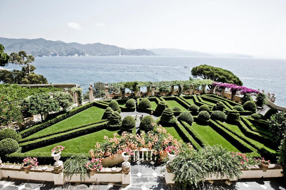 Santa Margherita Ligure, abbazzia della Cervara