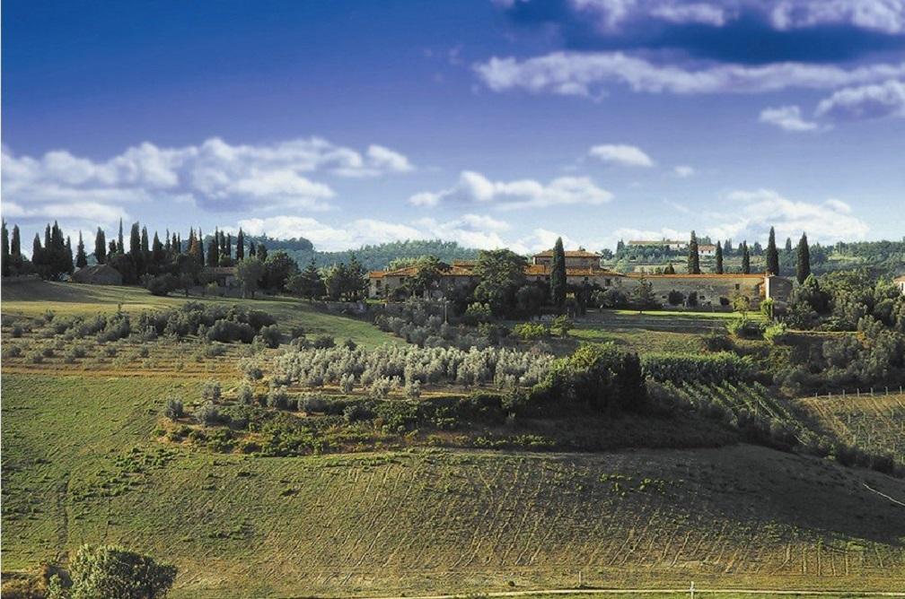 Panorama Villa Petriolo
