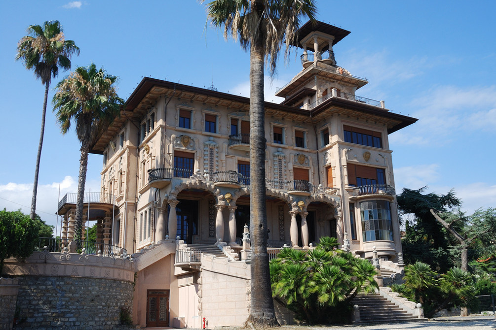 Villa Grock (Imperia)_1