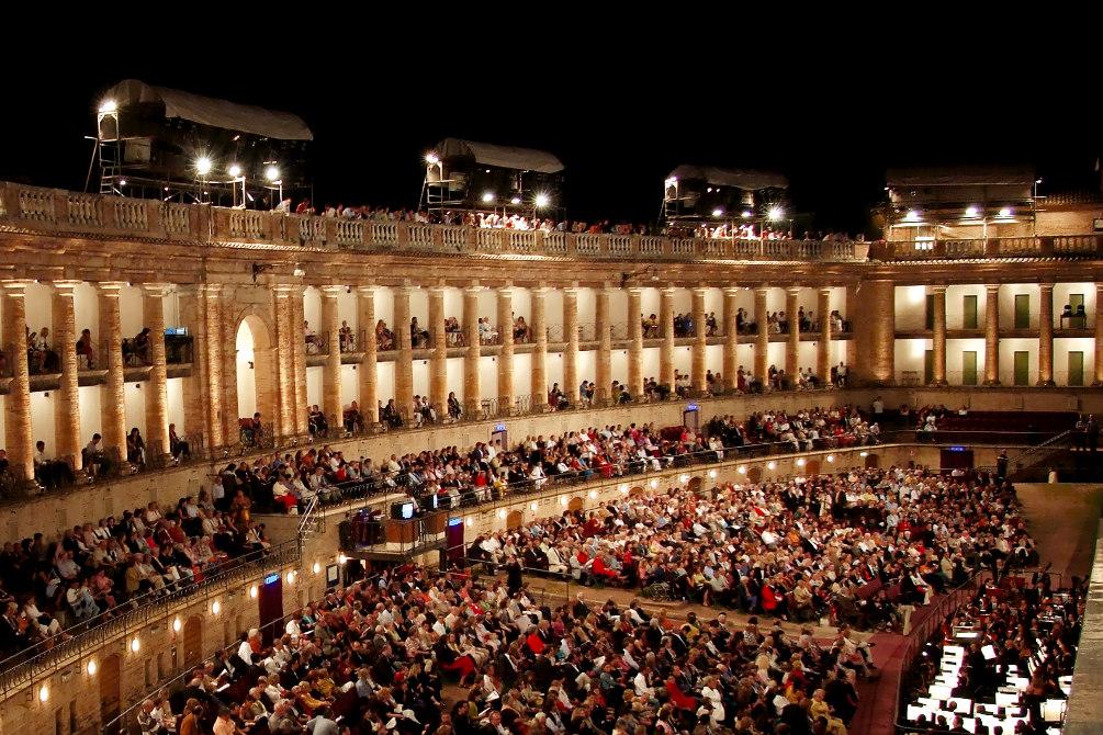 © Teatro Sferisterio di Macerata