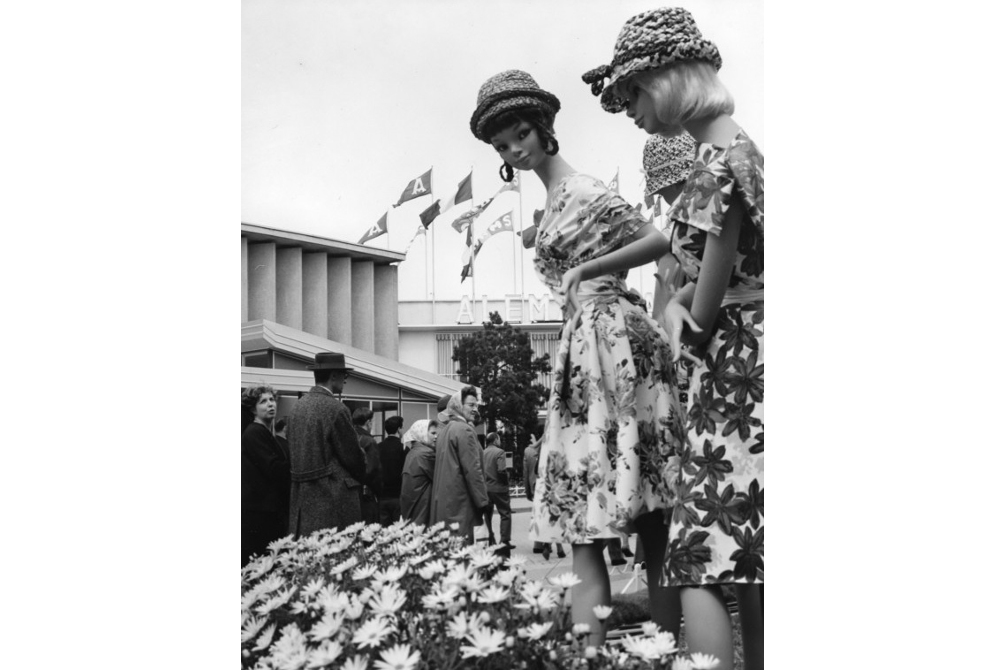 Fiera Campionaria di Milano, 1962 (Archivio Storico Fondazione Fiera Milano)