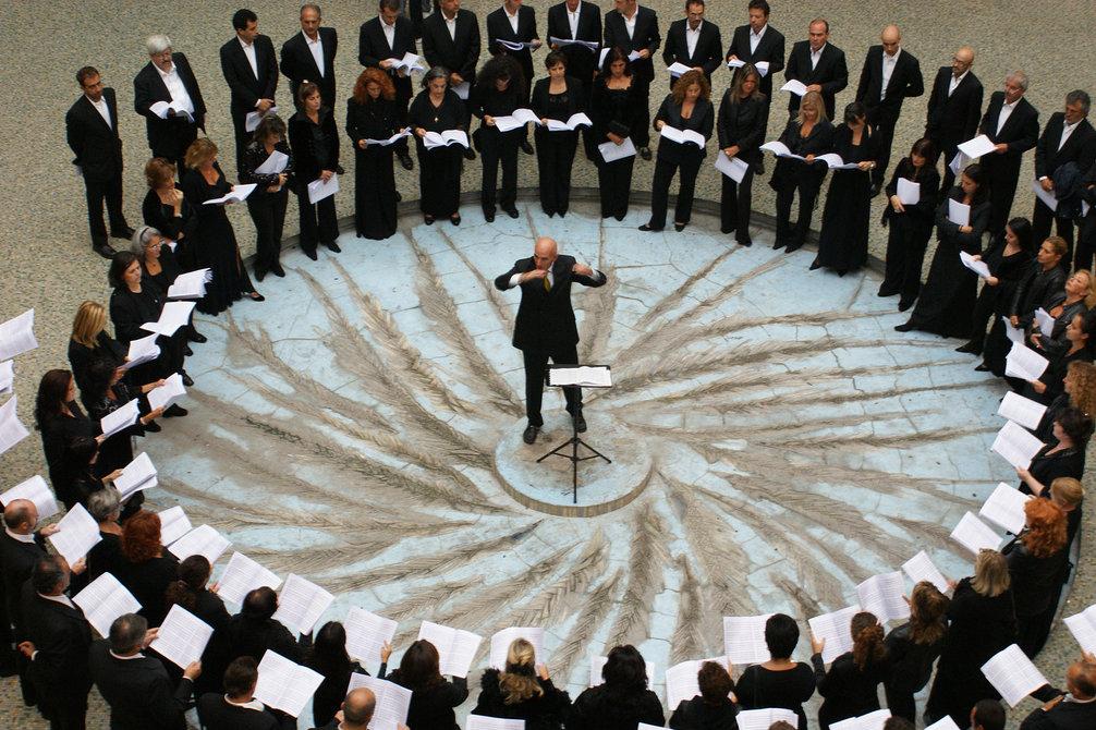 Coro dell'Accademia Nazionale de Santa Cecilia / Flickr.com