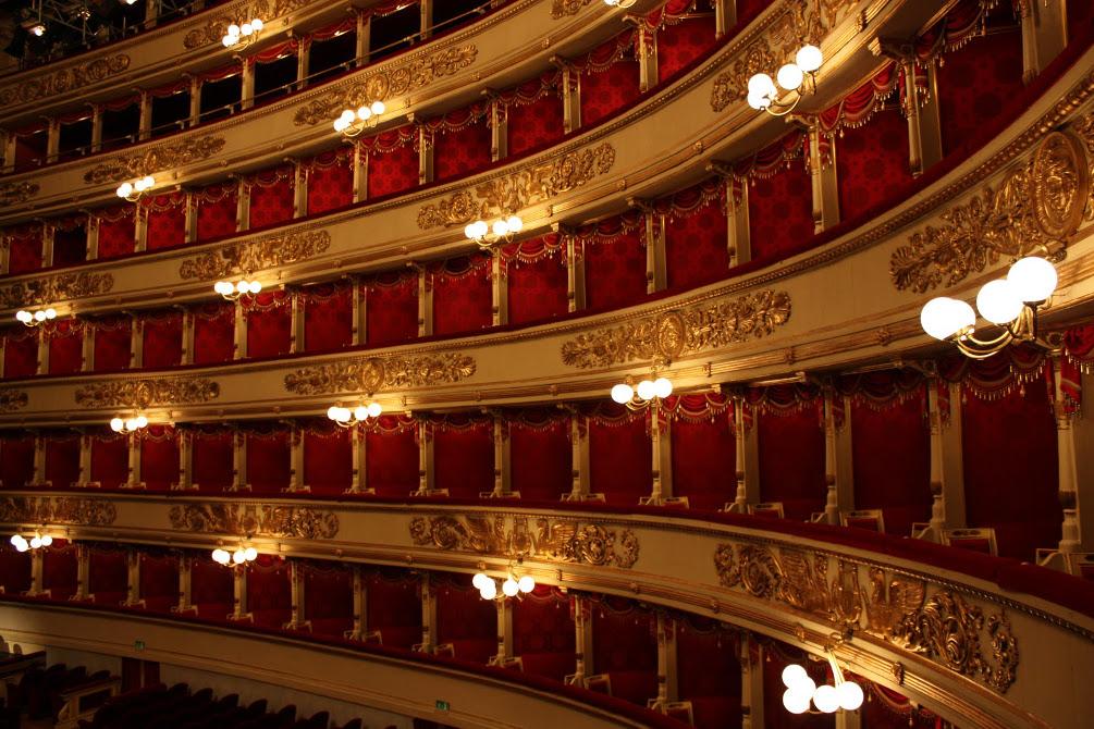 Teatro alla Scala / hotelcavour.it