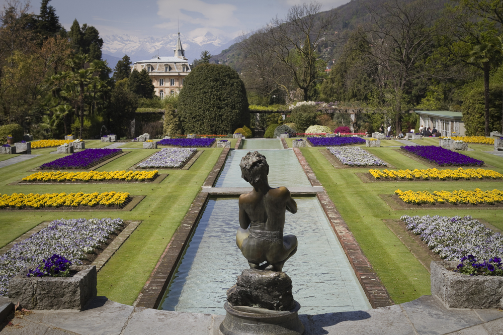 Primavera nei parchi pi belli d italia la tua italia - Giardini di marzo collezione ...