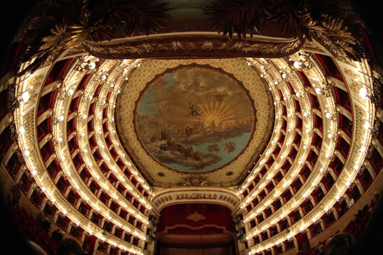 I Teatri Lirici Italiani Parte Ii La Tua Italia