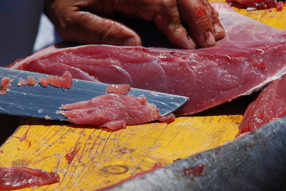 Il tonno rosso di Carloforte © Flickr.com