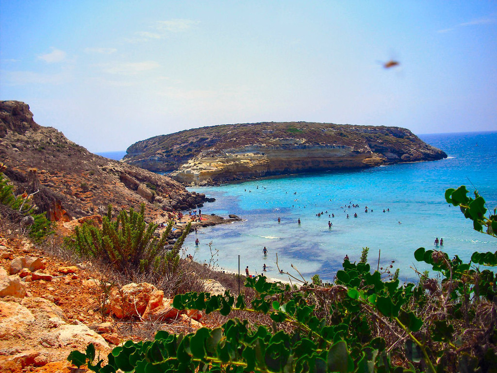 turistipercaso.it Lampedusa, isola dei Conigli