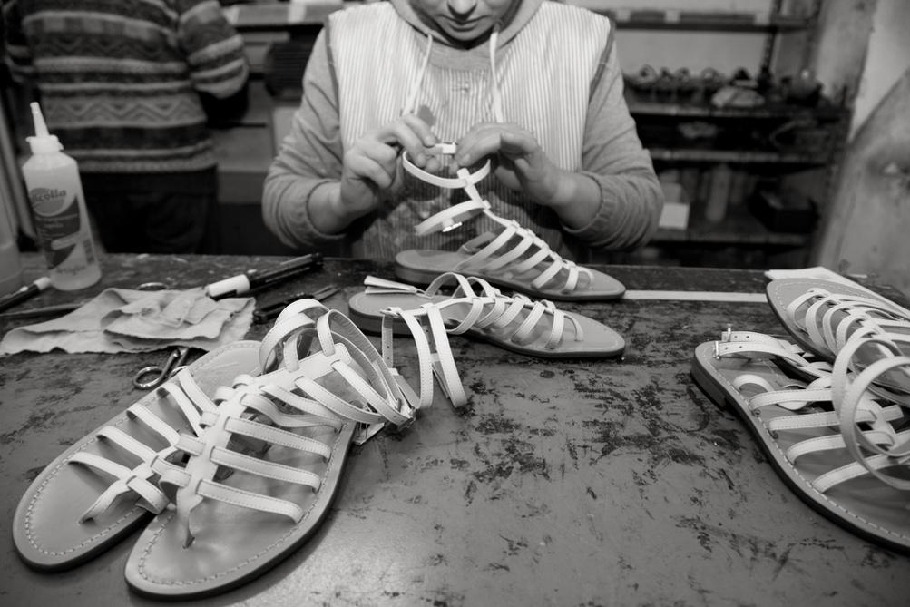 lavorazione artigianale © Francesca Sciarra / Shutterstock.com