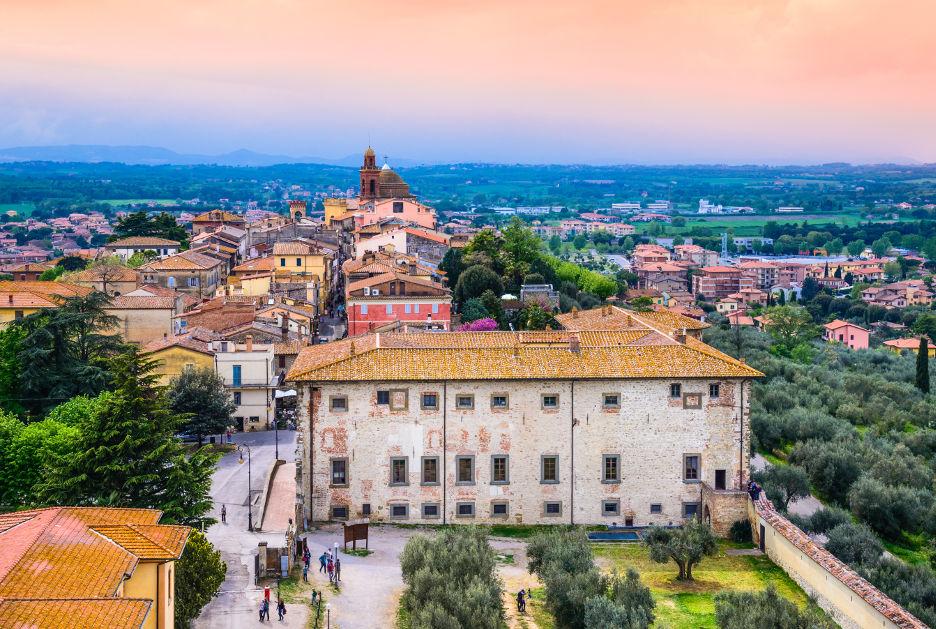 Кастильоне-дель-Лаго. Фотография / Shutterstock.com