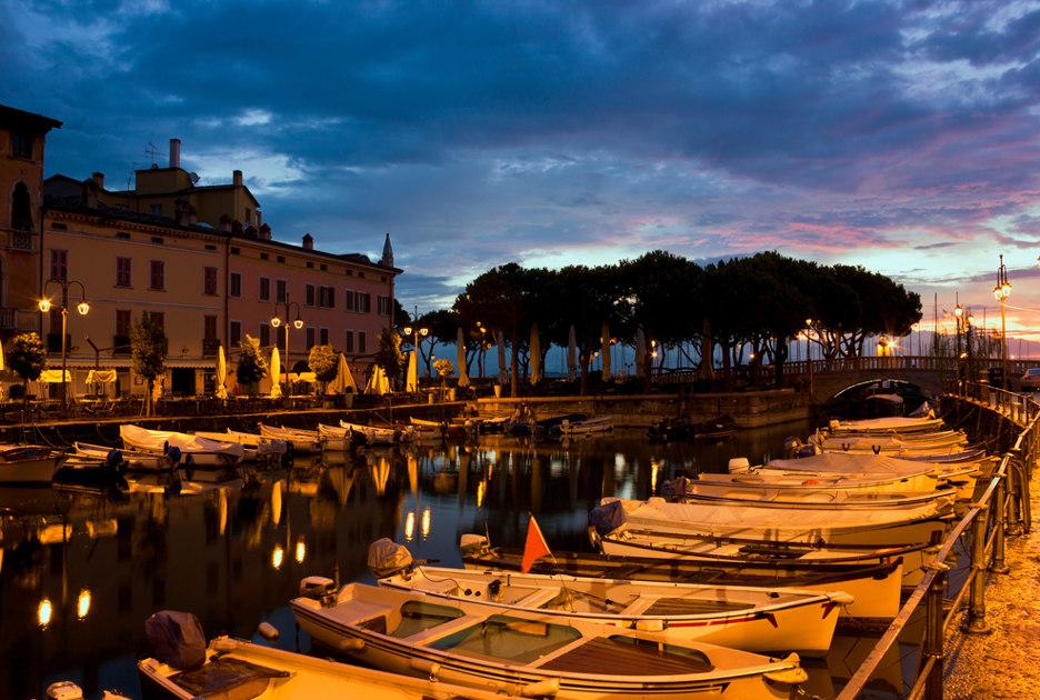 La marina di Desenzano. Foto / Shutterstock.com
