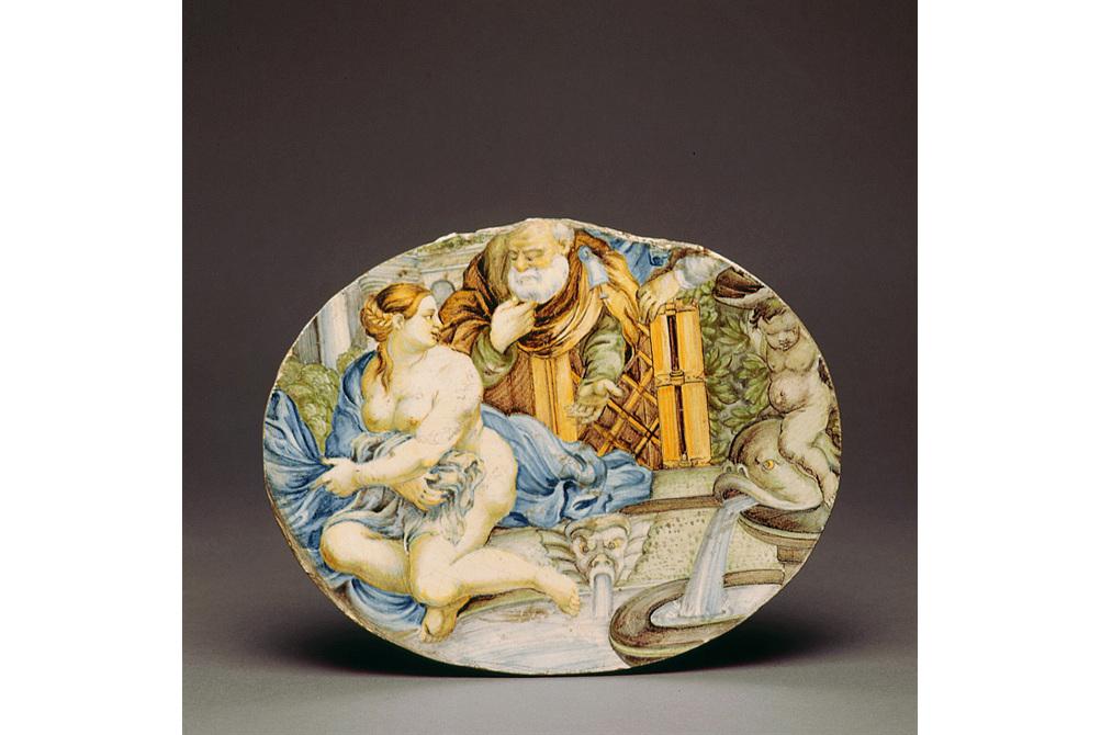 L'Arte della Maiolica nelle Marche / foto: www.musei.marche.it