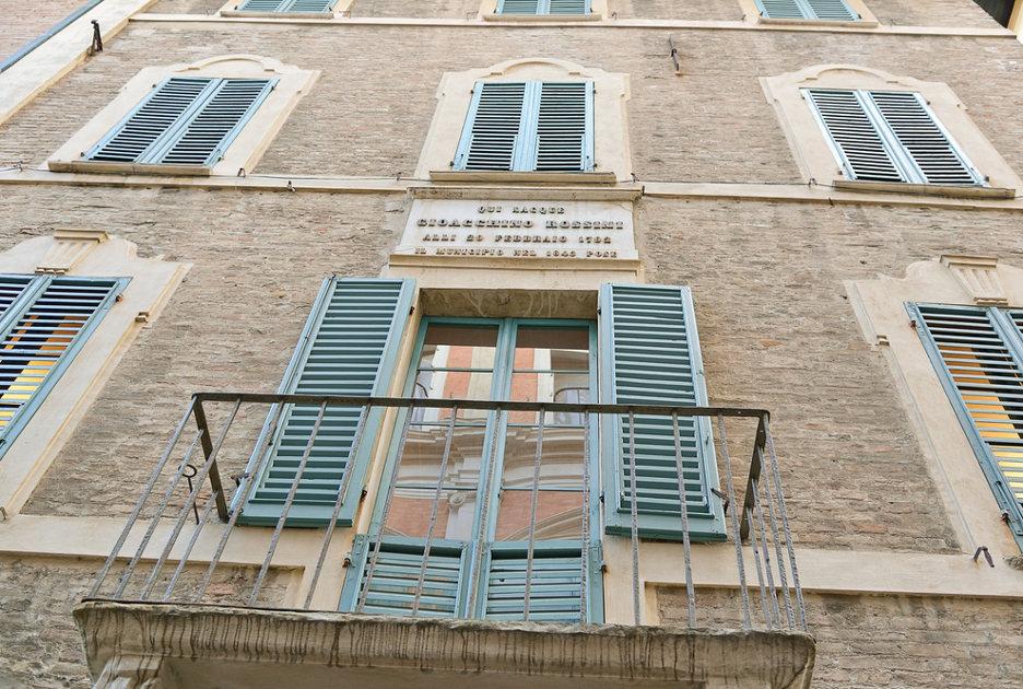 La casa di Rossini. Foto / Shutterstock.com