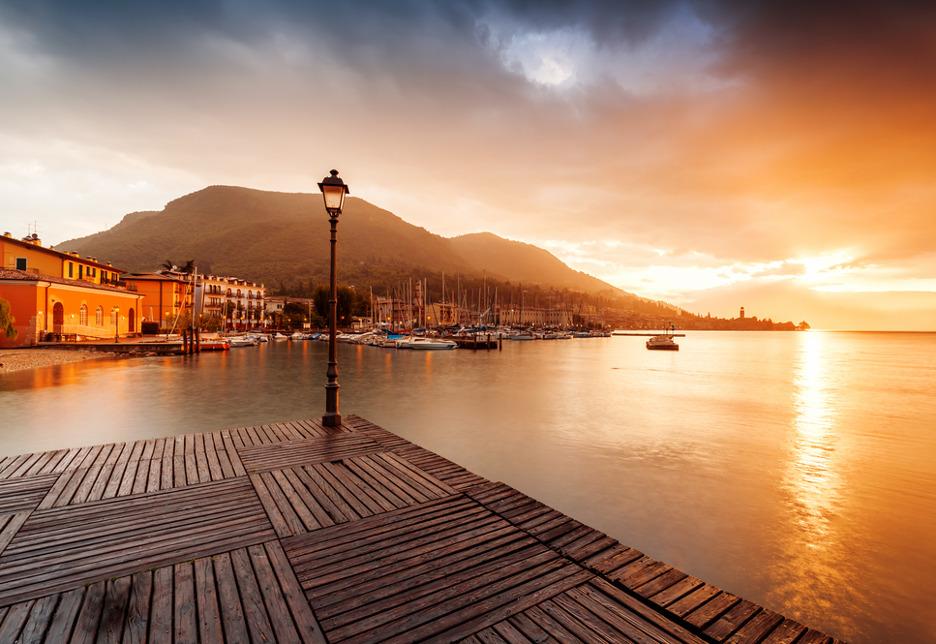 Il belvedere sul lago. Foto / Shutterstock.com