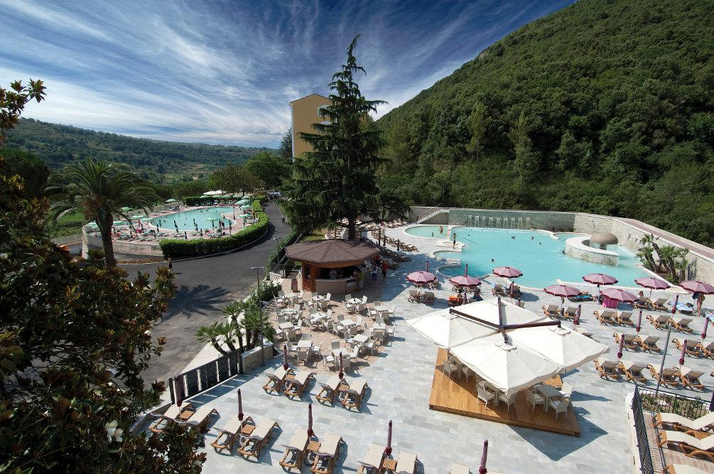 Le terme del lazio la tua italia - Suio terme piscine ...