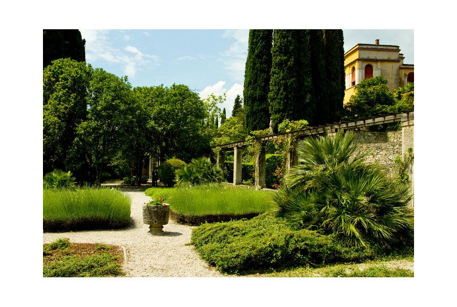 Il Vittoriale degli Italiani. Foto / Shutterstock.com