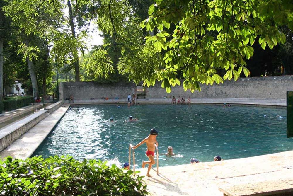 Термальный бассейн / Фото: termedigiunone.it