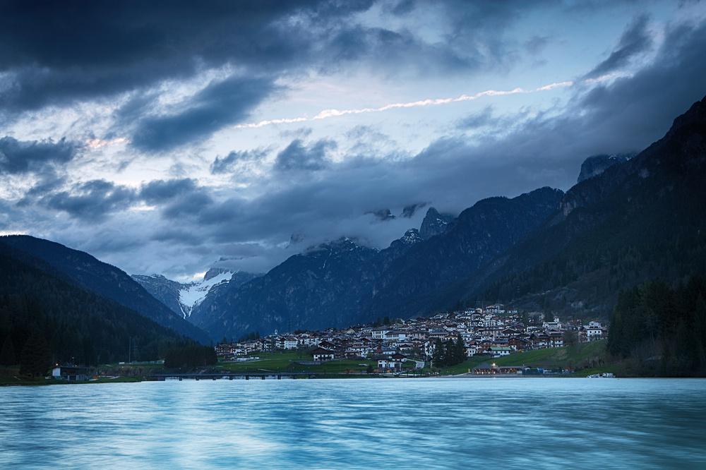 Озеро Ауронцо. Фото: Shutterstock.com