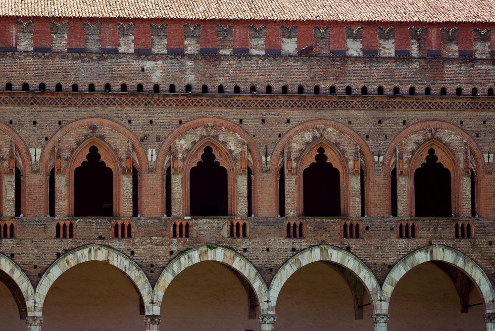 Замок Висконти / Фото: Shutterstock.com