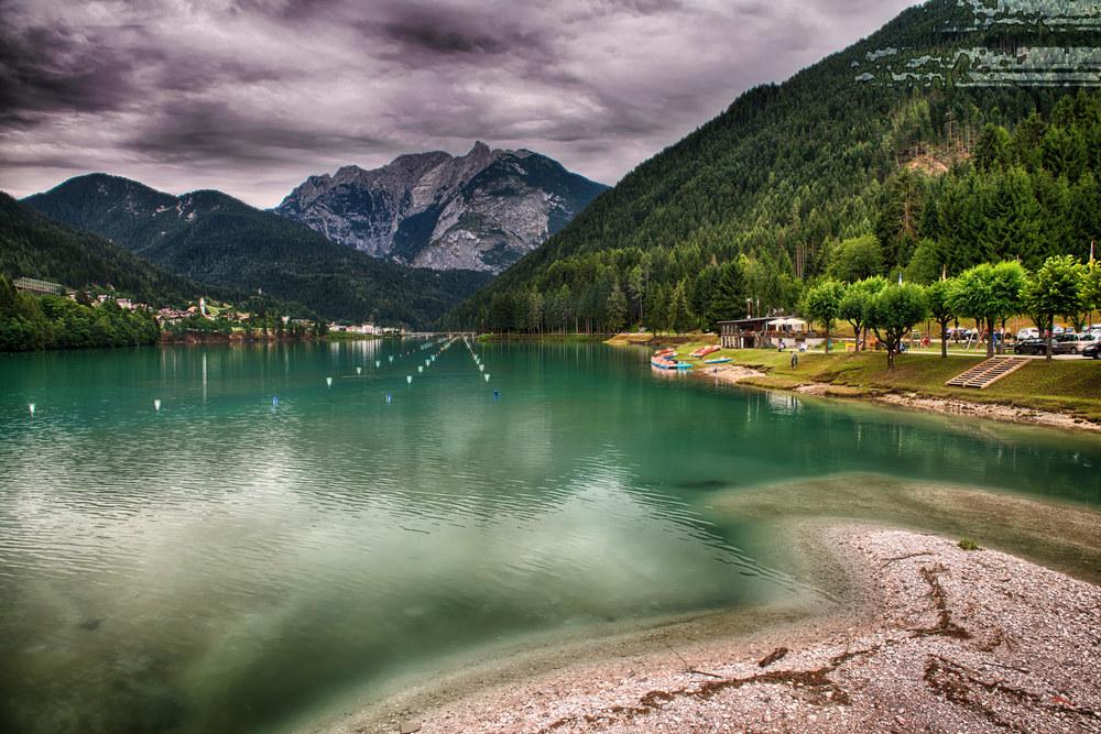 Озеро Мизурина. Фото: Shutterstock.com