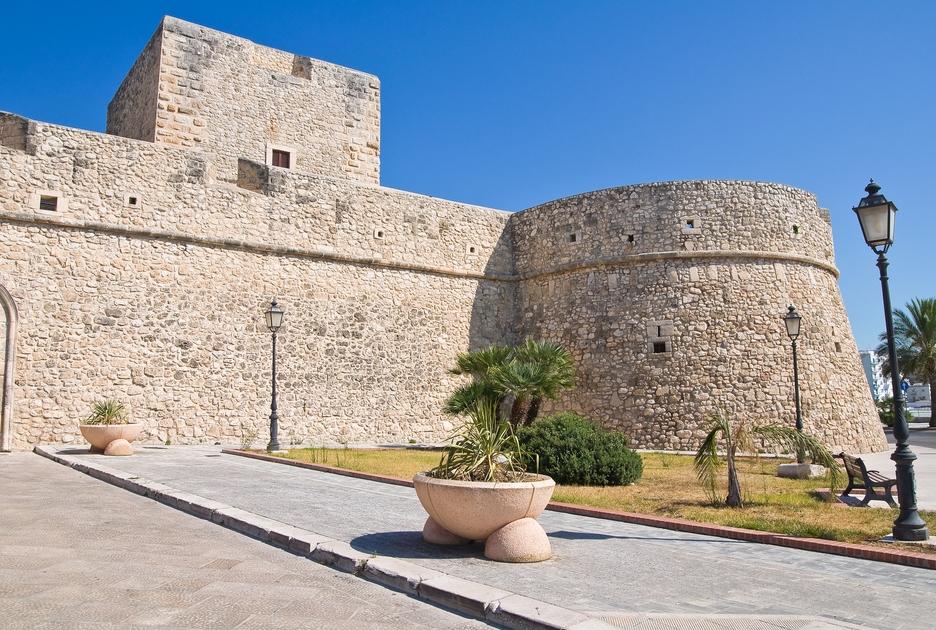 Замок. Фото / Shutterstock.com