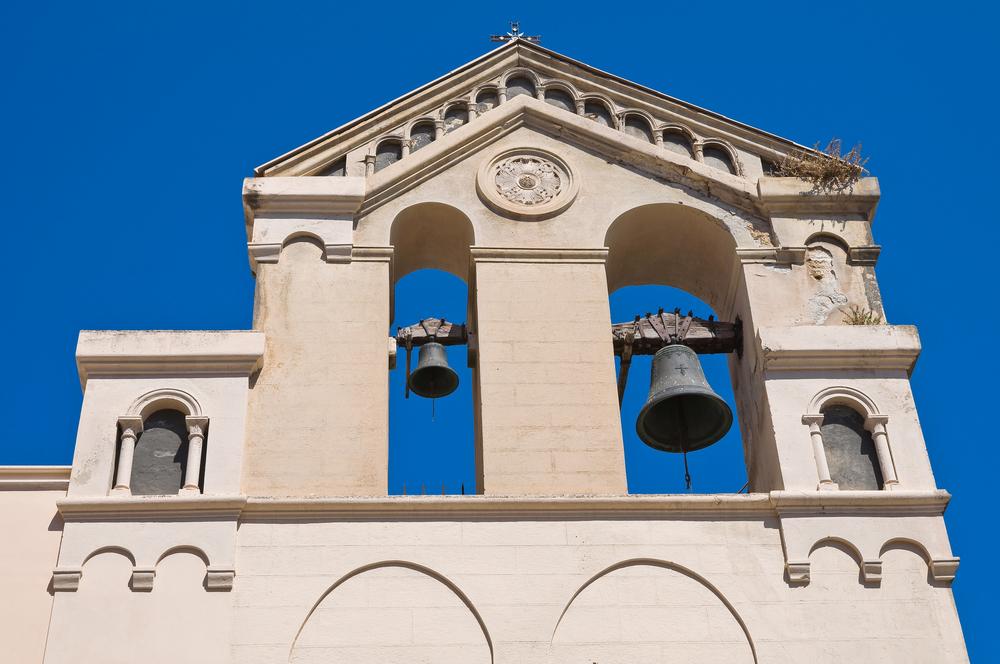 Колокольня церкви Сан-Франческо. Фото / Shutterstock.com