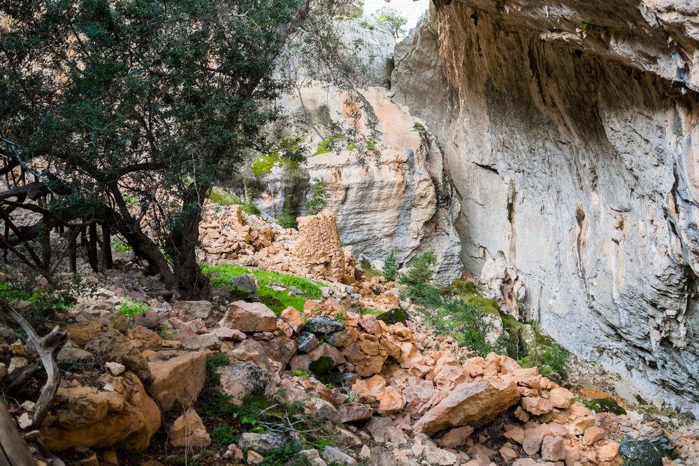 Археологическая зона Тискали