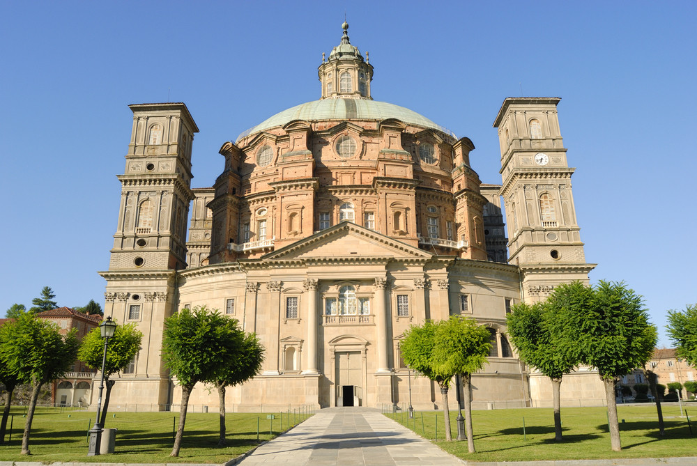 Santuario di Vicoforte / Foto: Shutterstock.com