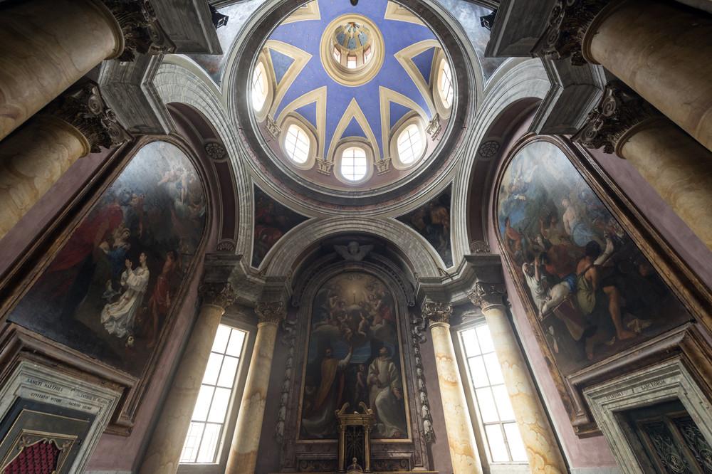 Кафедральный собор Сан Лоренцо © Claudio Giovanni Colombo / Shutterstock.com