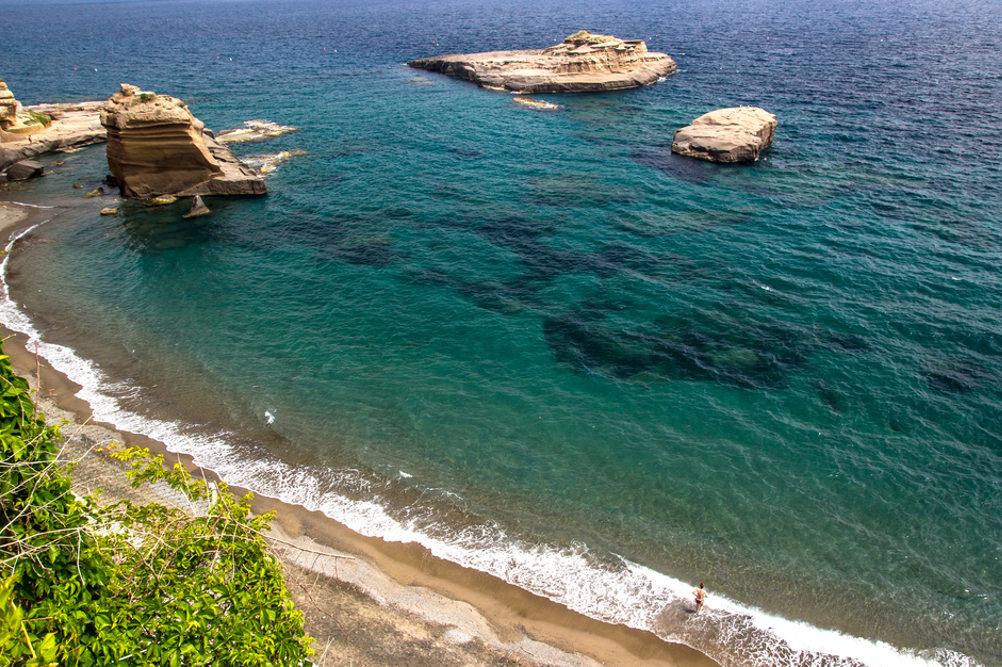 Cala Nave, Ventotene / Foto: Shutterstock.com