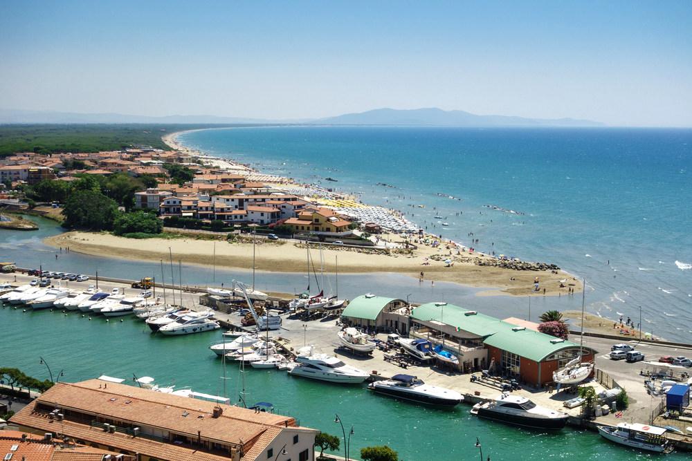 Castiglione della Pescaia © pippa west / Shutterstock.com