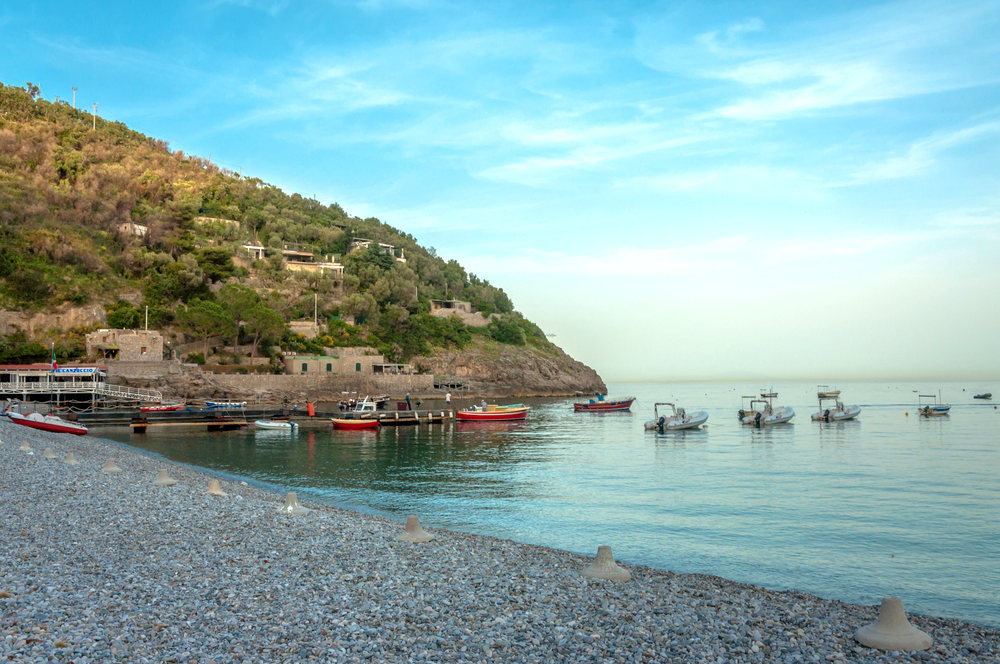 Marina del Cantone / Foto: Shutterstock.com
