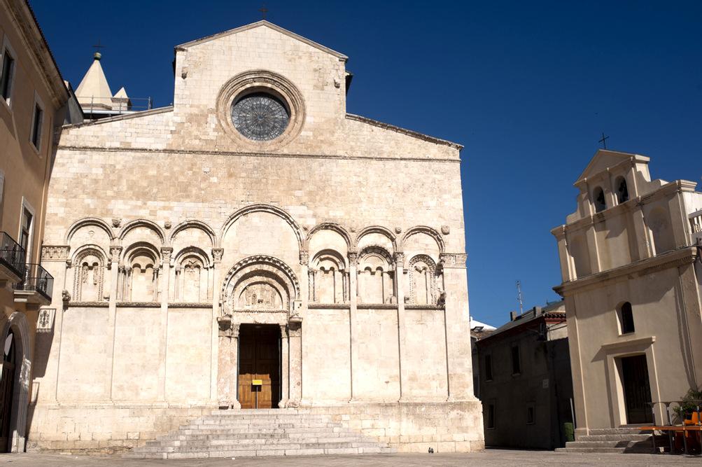 Кафедральный собор в Термоли / Фото: Shutterstock.com