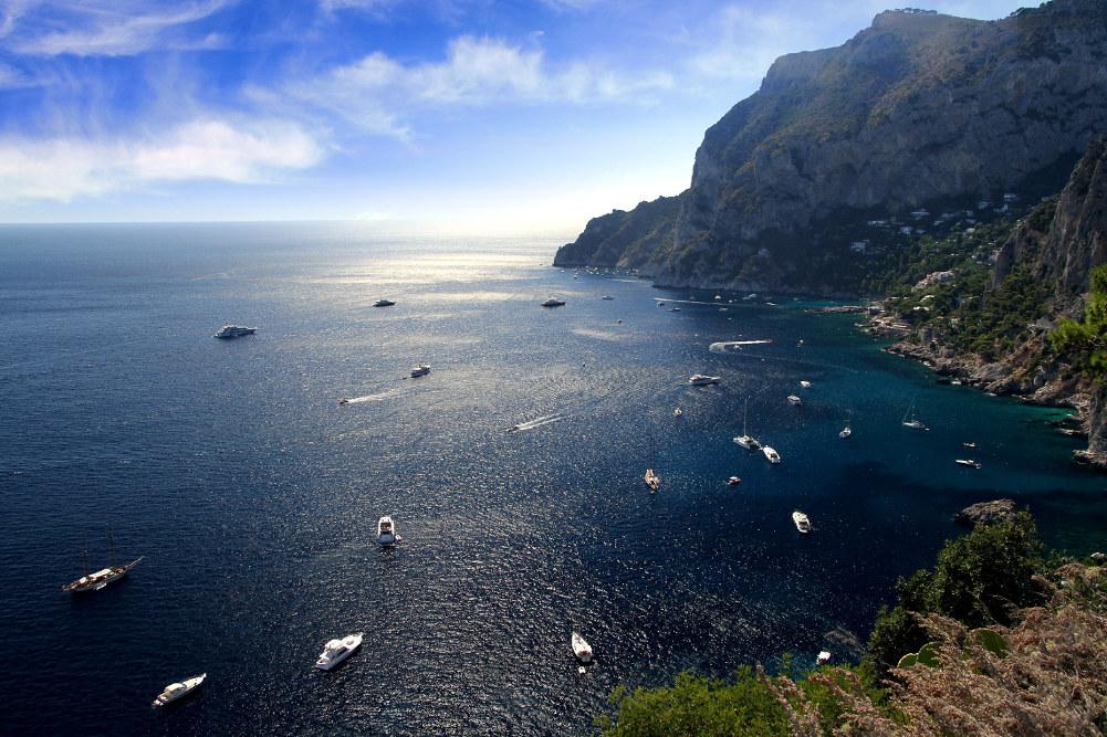 Grotta Azzurra / Foto: Shutterstock.com