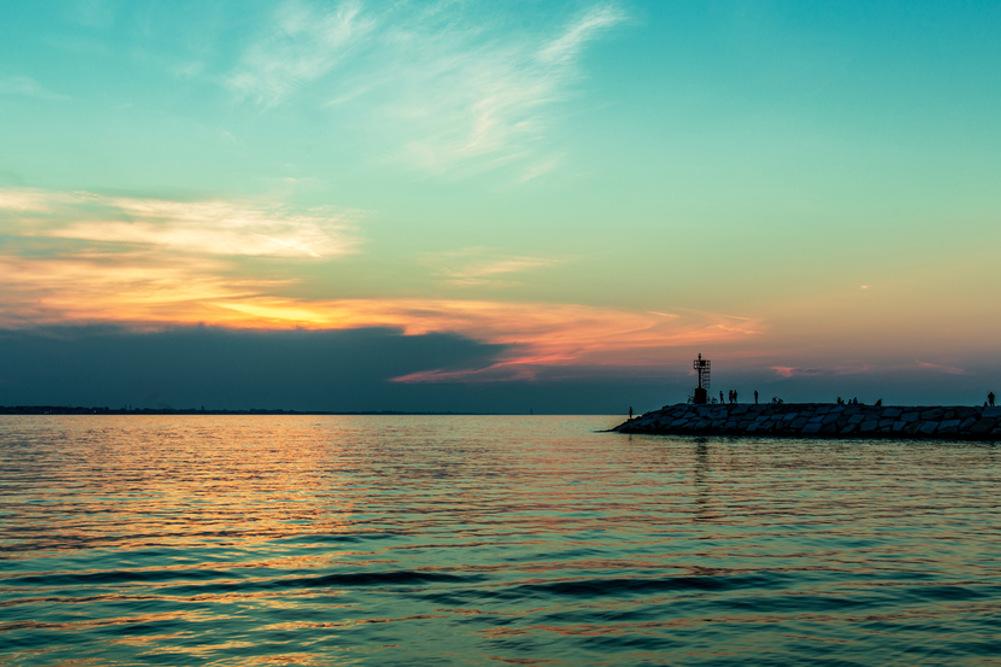 Пляж Римини / Фото: Shutterstock.com
