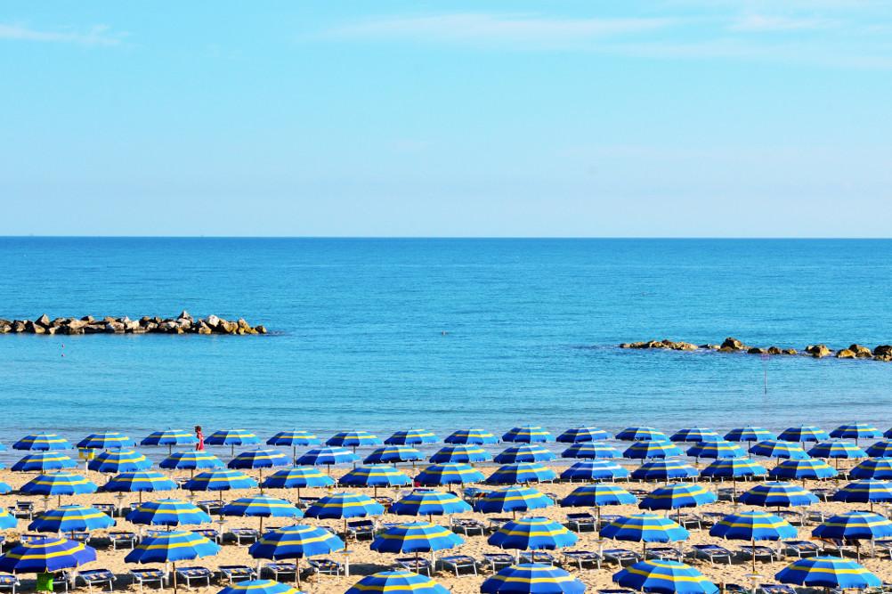 Пляж в Термоли / Фото: Shutterstock.com