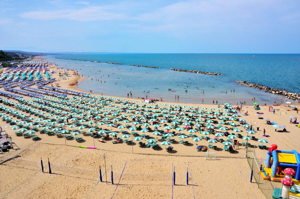 Пляж Термоли / Фото: Shutterstock.com