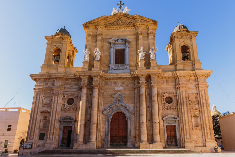 Duomo di Marsala © Andreas Zerndl / Shutterstock.com