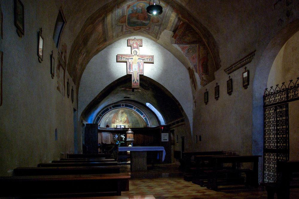 Assisi_San_Damiano_BW_4