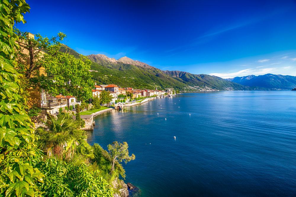 Cannero Riviera / Foto: Shutterstock.com