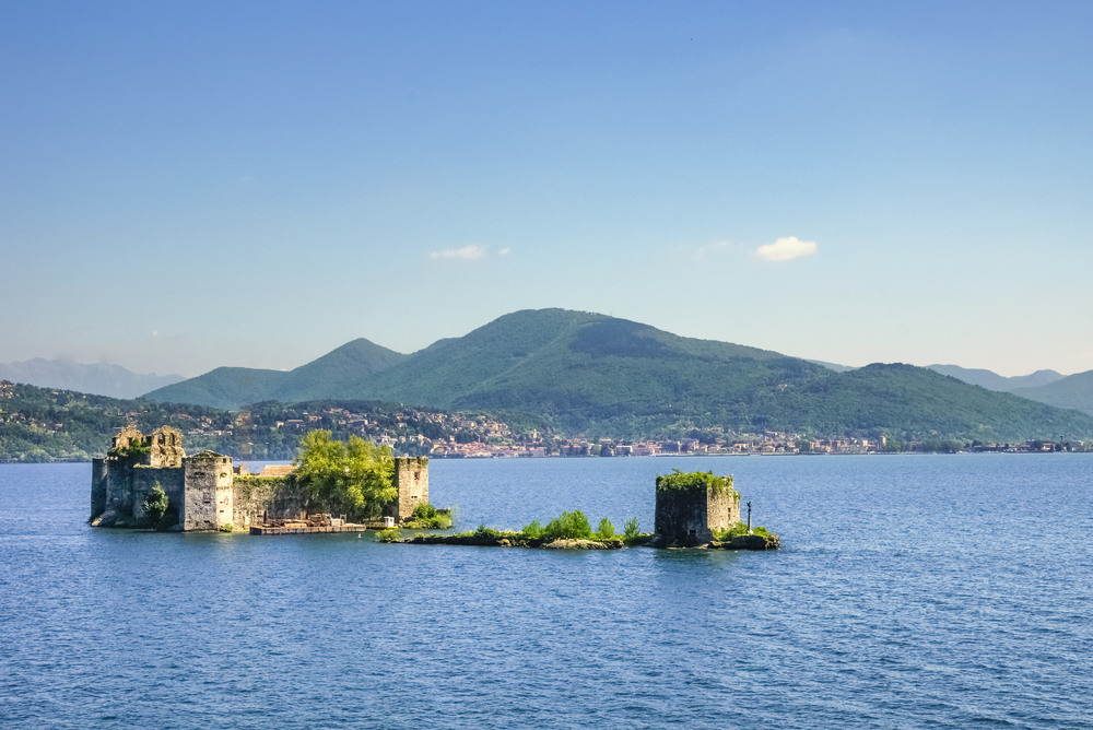 Castello di Cannero / Foto: Shutterstock.com