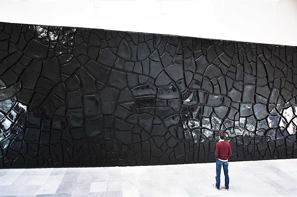 Alberto Burri © museocapodimonte.beniculturali.it