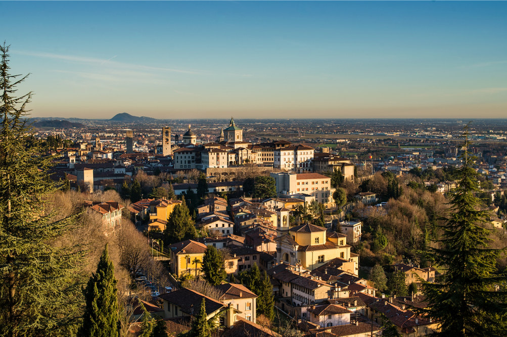 Bergamo Alta / Foto: Shutterstock.com